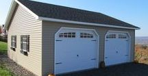 Garages – Woodtex / Garages are sometimes an afterthought. We've learned to accept that challenge by designing and building beautiful structures that stand alone.