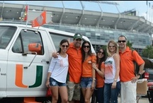 #TailgateTuesday / What better way to express your love for the Hurricanes than through tailgating and food. What's your favorite tailgating recipe? Or do you have the best tailgating setup? Whether you're tailgating outside Sun Life Stadium or at home, share your Canes pride with us. Tweet your photos to @HurricaneSports, using #TailgateTuesday, and we'll post your photos on Pinterest. / by Miami Hurricanes