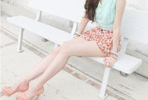 Gorgeous Legs / I don't know why, but suddenly, apart from cute faces, I came to adore gorgeous legs. :3