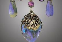 Inspiration - Art Nouveau Jewelry