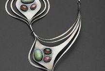 Inspiration - Modern, Modernist & Sculptural Jewelry