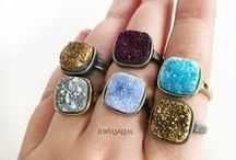 Statement Rings Vintage Style Jewelry