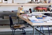 Work Spaces at Home