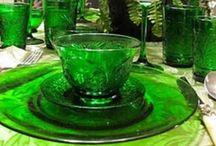 Lush / All things green