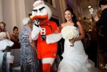 """I do..."" The Hurricanes Way / Tie the knot in Hurricanes fashion / by Miami Hurricanes"