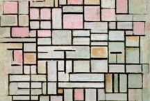 Mondrian / His art and things it has inspired