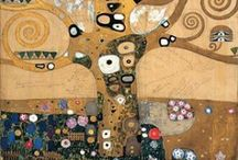Klimt / His Art and things inspired by it