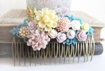 Pastel Wedding Collage