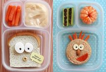 Lunch Boxes that Excite / An interesting lunchbox will ensure that the family stays away from the foodies that are bad for them when they are not with you. I am always looking for new ideas.