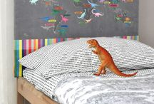 Future Boy Bedroom Revamp Ideas / Just a couple of ideas to keep in my back pocket for the next potential revamps I do on the little guy's room.