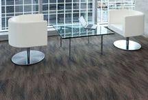 """""""Awry"""" Tandus Centiva  Carpet designed by Jhane Barnes / Awry 04365"""
