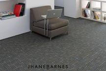 """Box Study"" Tandus Centiva Carpet designed by Jhane Barnes / Box Study 03295"