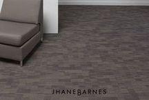 """Cypher"" Tandus Centiva Carpet designed by Jhane Barnes / Cypher 04074"