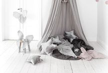 A's Nursary / My collection of ideas for my daughters nursery.  / by Saffron Craig