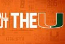 Quotables / Say it loud and proud / by Miami Hurricanes