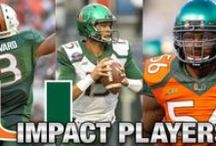 The Best of the Best / Leaders, standouts and a long list of accolades  / by Miami Hurricanes