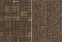 """Maelstrom & SquareUp"" powerbond Tandus Centiva Carpet designed by Jhane Barnes / Maelstrom & SquareUp powerbond"
