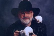 Terry Pratchett / Tribute to Sir Pratchett !