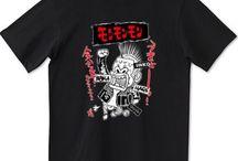☆rock t-shirts / ロックTシャツ特集