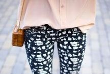 in the closet: style inspiration / by thebumble bees