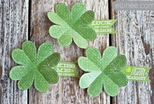 st. patrick's day / by Heather // Whipperberry