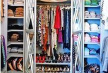 Organization & Storage / Organize away, you OCD people!  / by Emily Barton