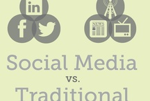 Social Media & Online Engagement / Just a few marketing and social media facts, ideas, inspirations, helpful tips, and more. / by ZenPrint: Your Brand Enlightened