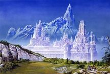 Middle-earth (Dark Prince 'verse). / Images of people, places and landscapes I imagine for the Middle-earth of the Dark Prince 'verse.