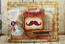 Moustache You Stamp Set
