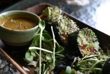 Healthy vegetarian! / by Tomasz Pomorski