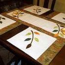 LENCEARTE / Lencería  para Hogar.  Artículos decorativos fabricados en tela para resaltar los diferentes ambientes en el hogar, en cualquier temporada del año. Ventas directas.