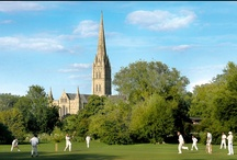Wiltshire / A county of rolling downlands, rich valleys, and old villages, dotted by remnants of an ancient past.