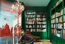 LAV'S ♡ Books and Libraries / Books, Cases and Libraries