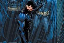 DC / (mainly Dick Grayson) / by Alexandra Liske