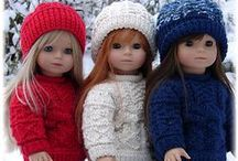 Doll Clothes & Hair / For that special doll you've always had  / by Emily Barton