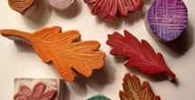 Crafty ideas - Acorns / in every little acorn there is a mighty oak...