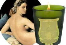 candles, candleholders & home fragrance
