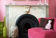 FOR THE HOME ANYTHING & ADD PINK! / If it has some PINK and it's for the home, I'm SURE to LOVE it! / by Martha Patricia James