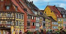 Travel - Destination Elsewhere / travel bucket list