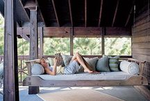 Screened Porch / by Mel Robbins