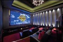 Cinema / media rooms