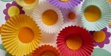 Crafty ideas - Flowers & such
