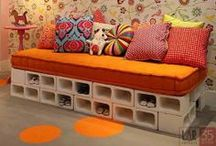 Crafty ideas - Storage solutions / by Think Orange