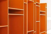 Bookshelves / by Think Orange
