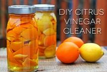 Tricks & How-tos - Cleaning / by Think Orange