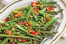 In the Kitchen: Veggies and sides