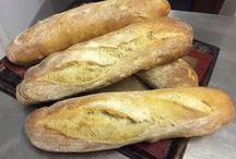 Breads and other cousins / Wild yeast , yeasted, quick, crackers, and more...all things ready