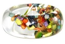 Jewelry - Resin / by Think Orange