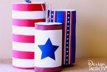 4th of July / Fabulous ideas and decor for the 4th of July! Independence Day has never looked so good and been so full of fun!