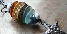 Jewelry - Zipper pulls and keyrings / Zipper pulls, zipper dangles, purse charms, keychains, keyrings